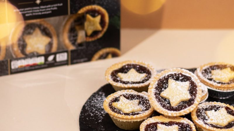 SPAR luxury all butter mince pies voted the best in the UK