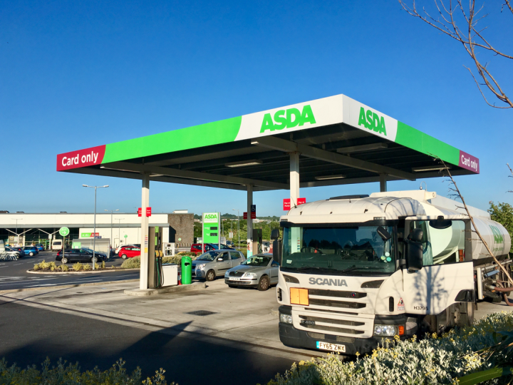 New Asda owners ditch plans to fold its forecourts into their filling station empire